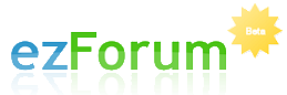 ezForum Forum Software